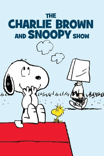 Poster of The Charlie Brown and Snoopy Show