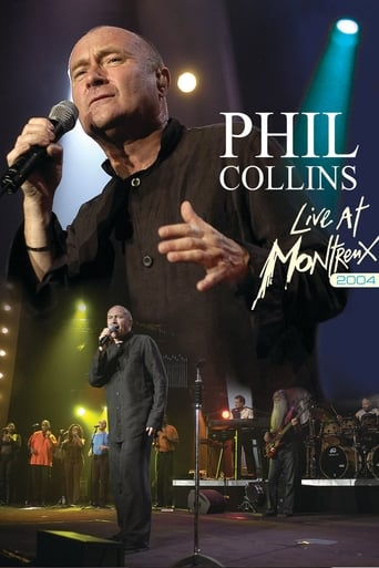Poster of Phil Collins: Live at Montreux