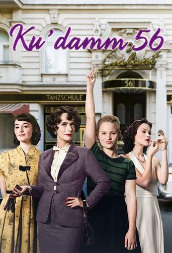 Poster of Ku'damm 56