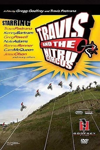 Poster of Travis and the Nitro Circus