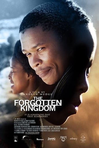 Poster of The Forgotten Kingdom