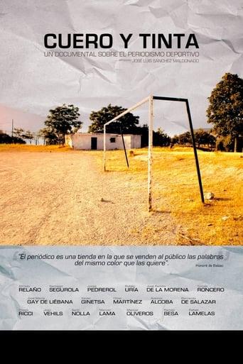Poster of Cuero y tinta