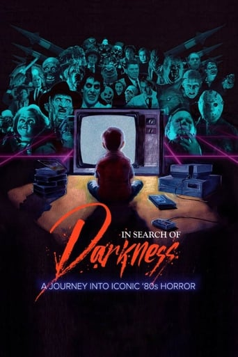 Poster of In Search of Darkness: A Journey Into Iconic '80s Horror