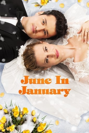 Poster of June in January