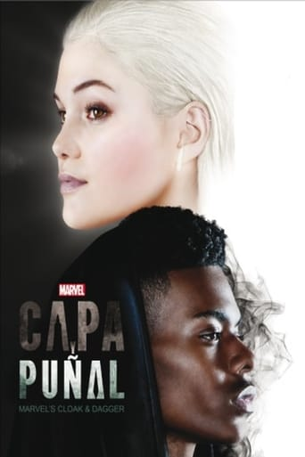 Poster of Marvel's Capa y Puñal
