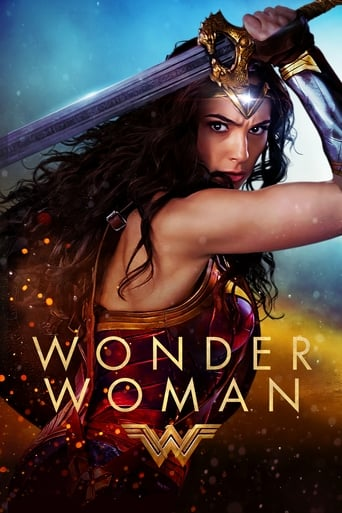 Filmposter von Wonder Woman