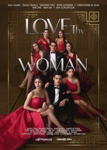 Poster of Love Thy Woman