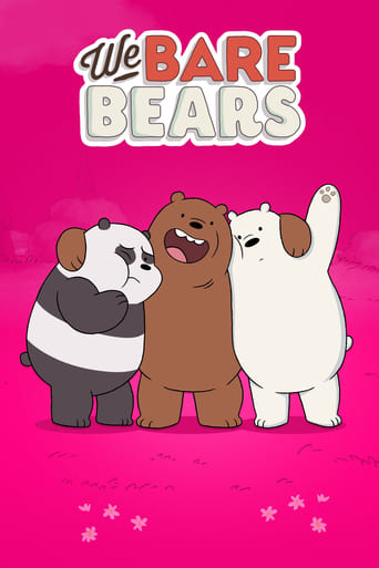Poster of We Bare Bears
