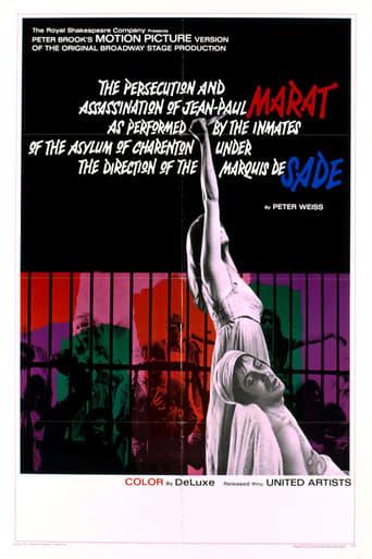 Poster of Marat/Sade