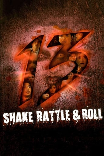 Poster of Shake, Rattle & Roll 13