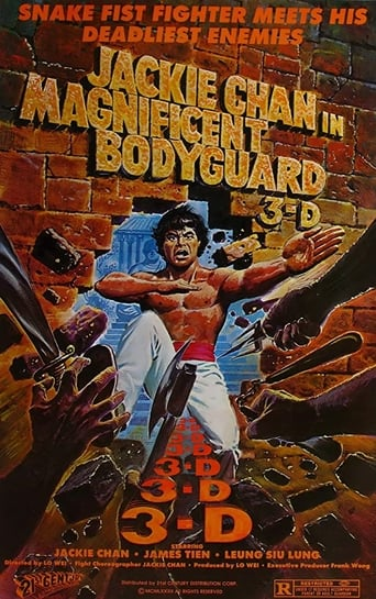 Poster of Magnificent Bodyguards