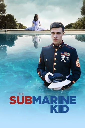 Poster of The Submarine Kid