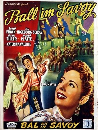 Poster of Ball im Savoy