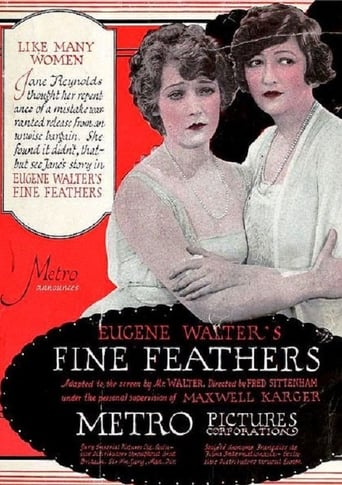 Poster of Fine Feathers