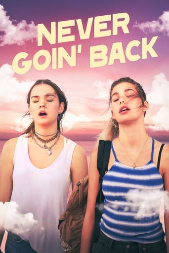 Poster of Never Goin' Back