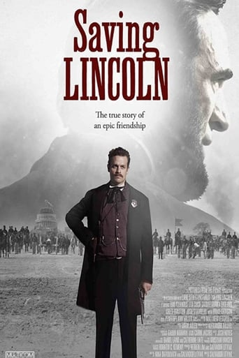 Poster of Saving Lincoln