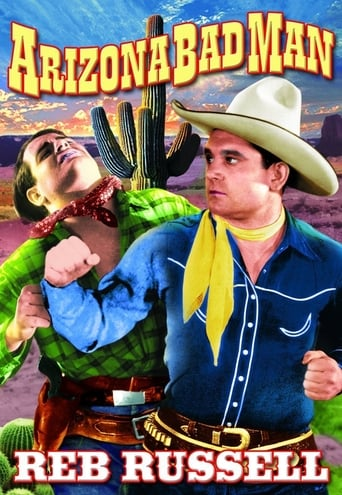 Poster of Arizona Bad Man