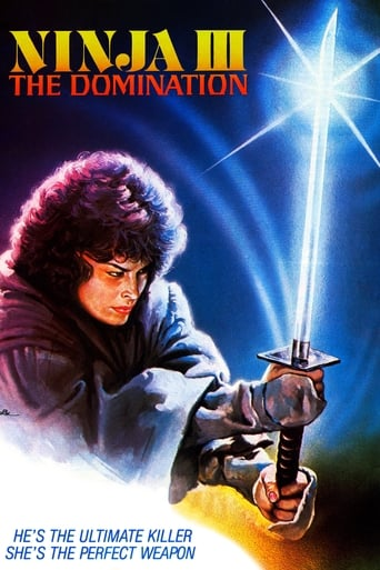 Poster of Ninja III: The Domination