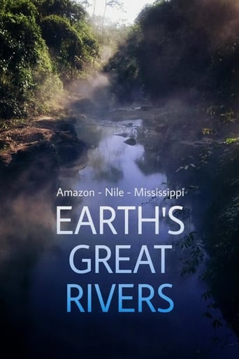 Poster of Earth's Great Rivers