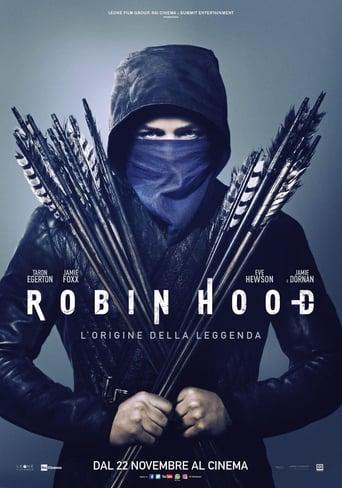 Poster of Robin Hood - L'origine della leggenda