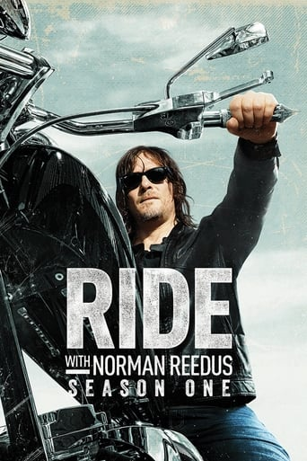 Ant motociklo su Normanu Rydusu / Ride with Norman Reedus (2016) 1 Sezonas LT SUB