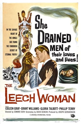 Poster of The Leech Woman