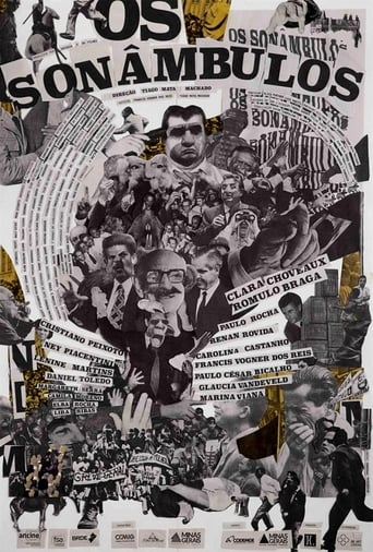 Poster of Os Sonâmbulos