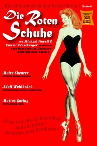 Poster of Die roten Schuhe