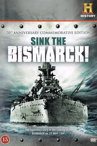 Poster of Sink the Bismarck!