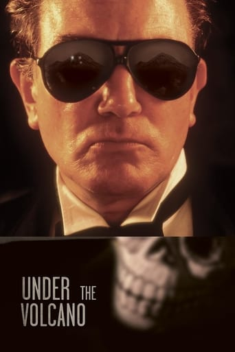Poster of Under the Volcano