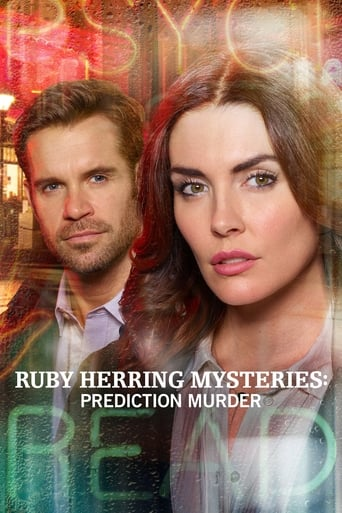 Poster of Ruby Herring Mysteries: Prediction Murder