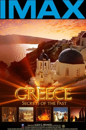 Poster of Greece: Secrets of the Past