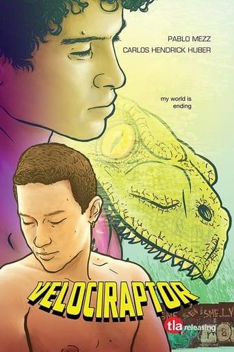 Velociraptor Poster