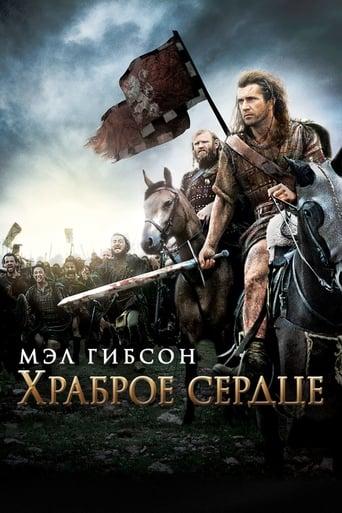 Poster of Храброе сердце