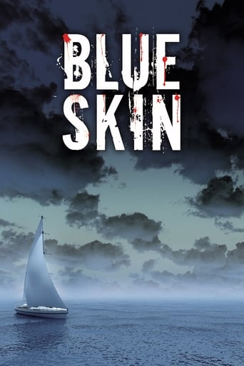 Poster of Blue Skin