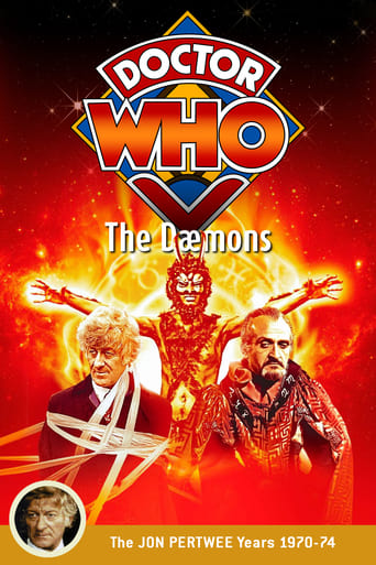 Poster of Doctor Who: The Dæmons