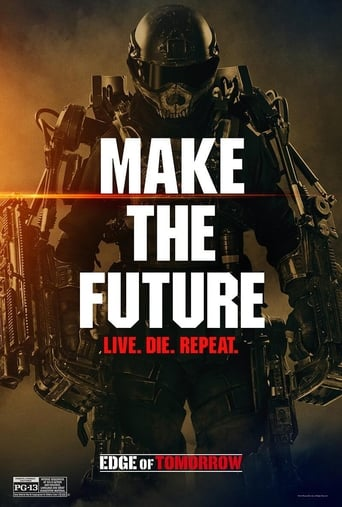 Live Die Repeat and Repeat poster