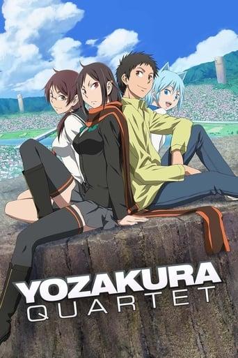 Poster of Yozakura Quartet