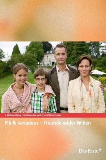 Poster of Pik & Amadeus – Freunde wider Willen