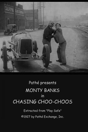 Poster of Chasing Choo Choos
