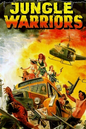 Poster of Jungle Warriors