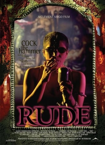 Poster of Rude