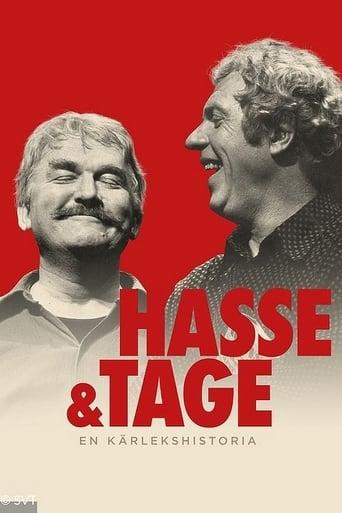 Poster of Hasse och Tage - En kärlekshistoria