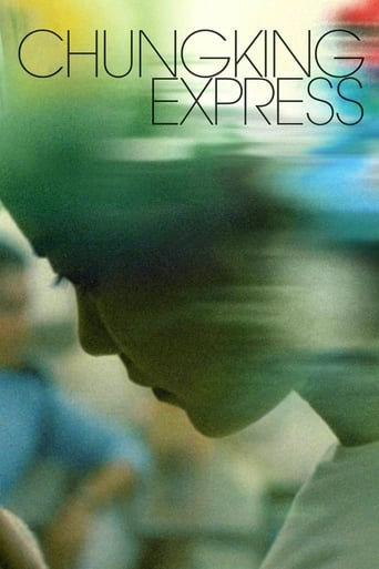 Poster of Chungking Express
