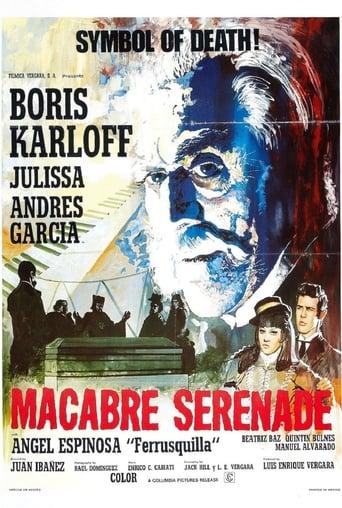 Poster of Macabre Serenade