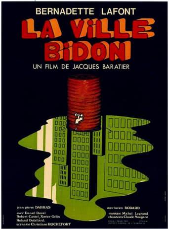 Poster of La Ville-bidon