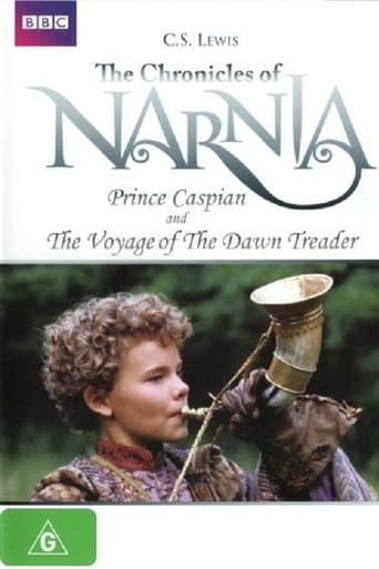 Poster of The Chronicles of Narnia: The Voyage of the Dawn Treader