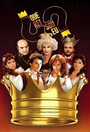 Poster of Que Rei Sou Eu?