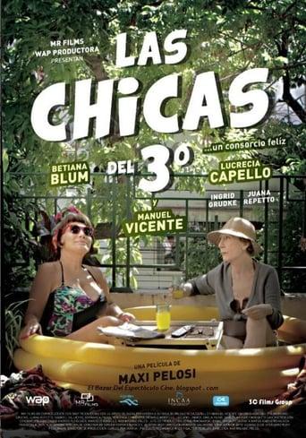 Poster of Las chicas del 3º