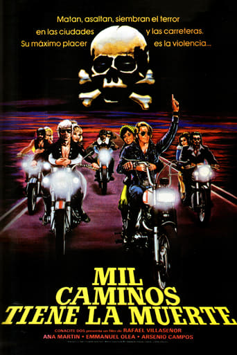 Poster of Mil caminos tiene la muerte